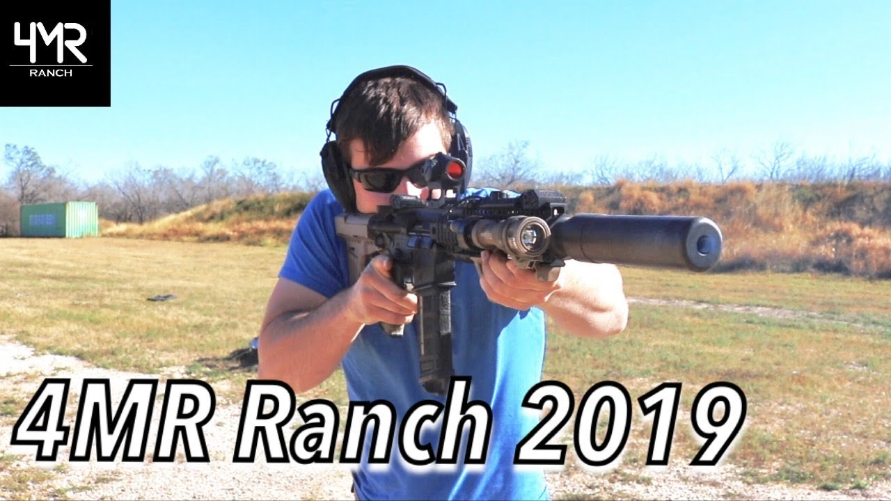 Welcome to 4MR Ranch | 2019