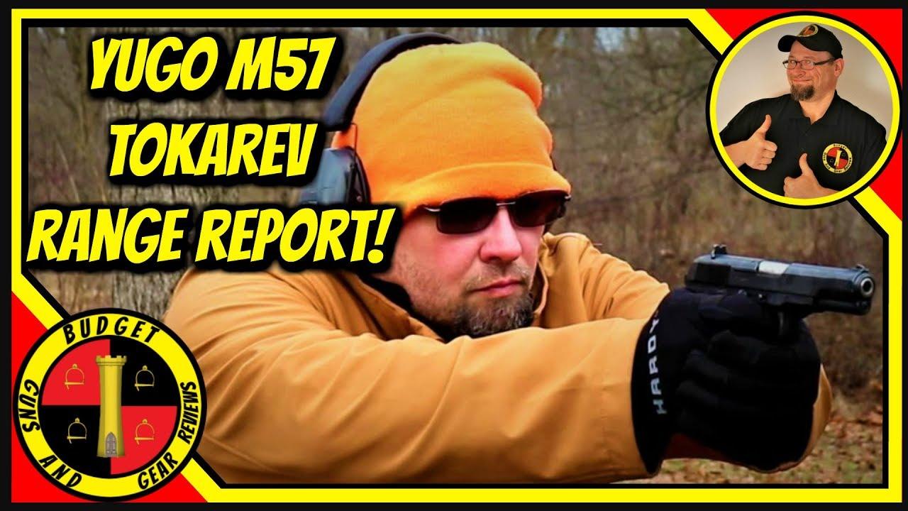Yugoslavian Tokarev- Zastava M57 Range Report