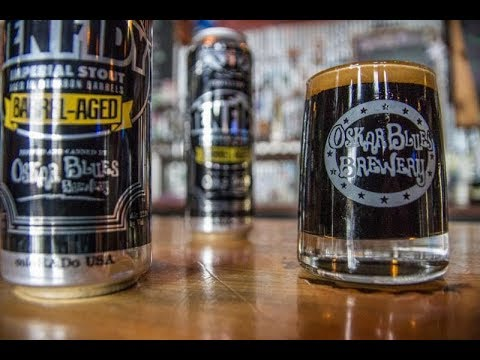 TENFIDY BARREL AGED IMPERIAL STOUT