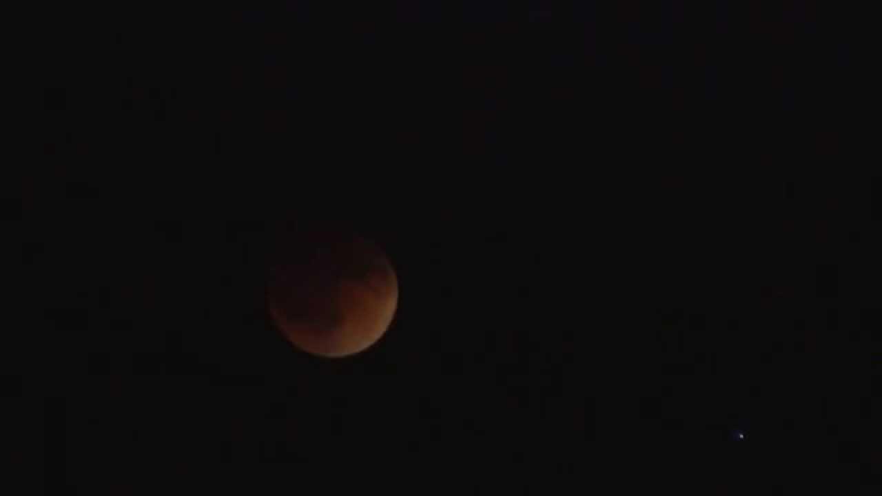 Sonoran Blood Moon