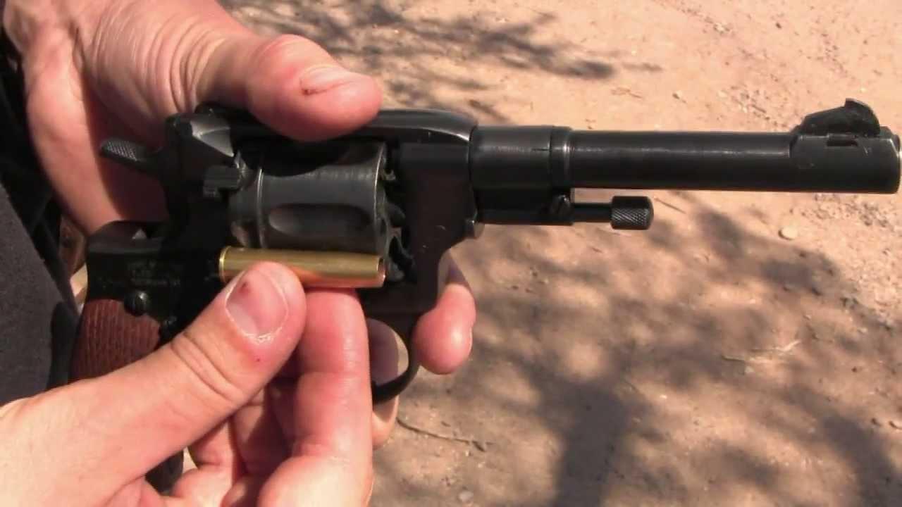 Russian 1895 Nagant Revolver