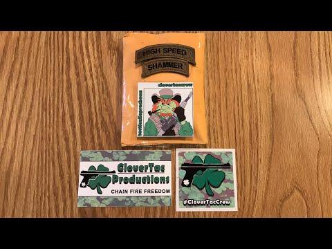 Clover Tac Christmas Gaw prize!