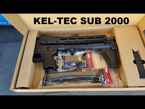 Kel Tec Gen 2 Sub 2000 (First Impressions Review) .40 S&W