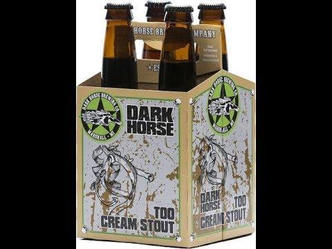 Too Cream Stout from Dark Horse