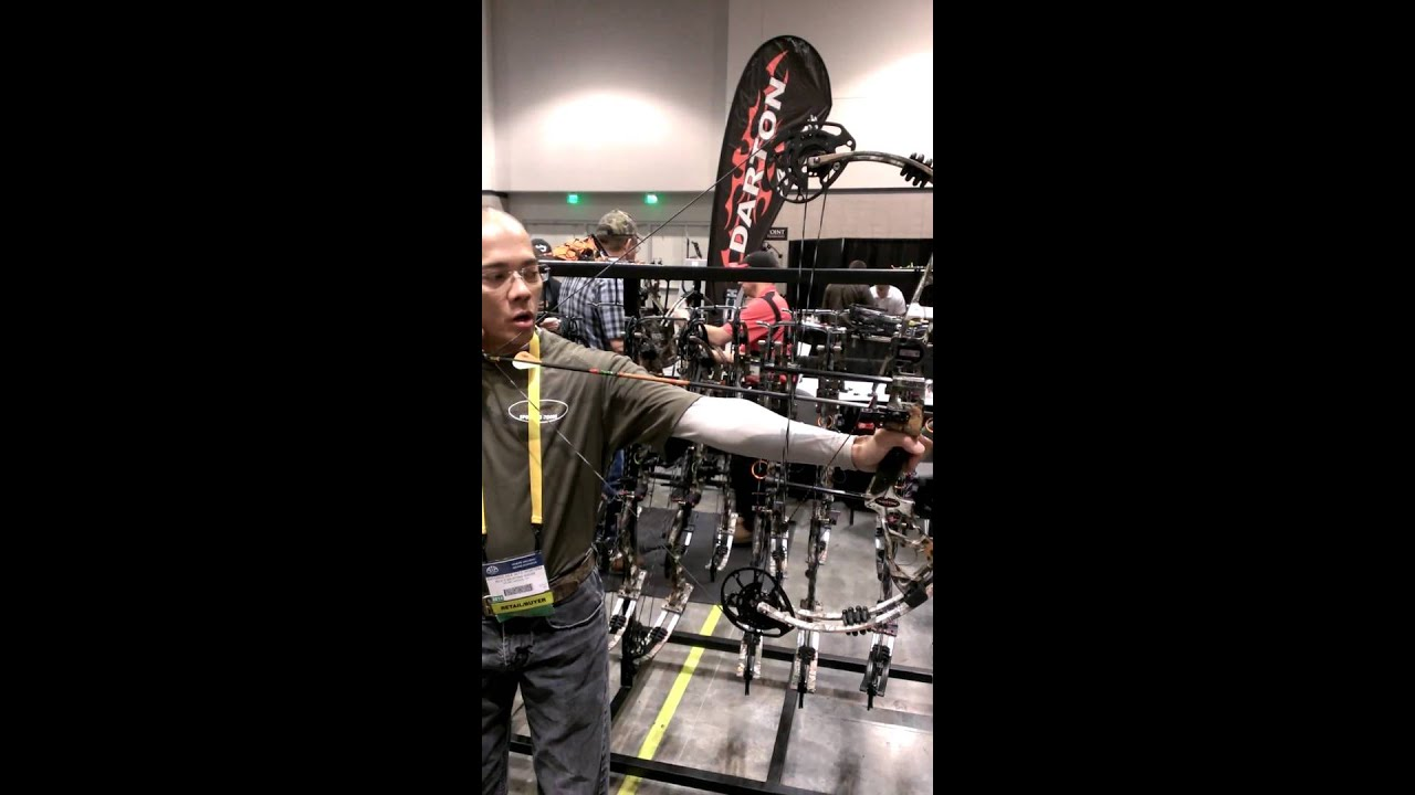 2014 ATA Show  Archery Trade Association Darton 3814 2014 Bow