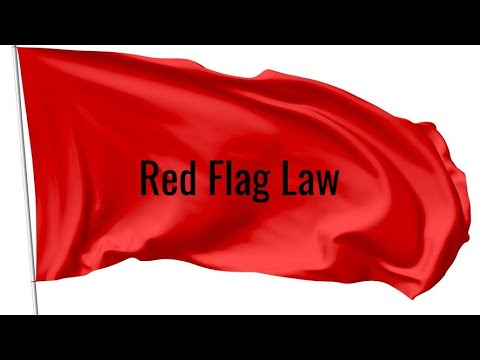 Red Flag Bill Coming in Arizona