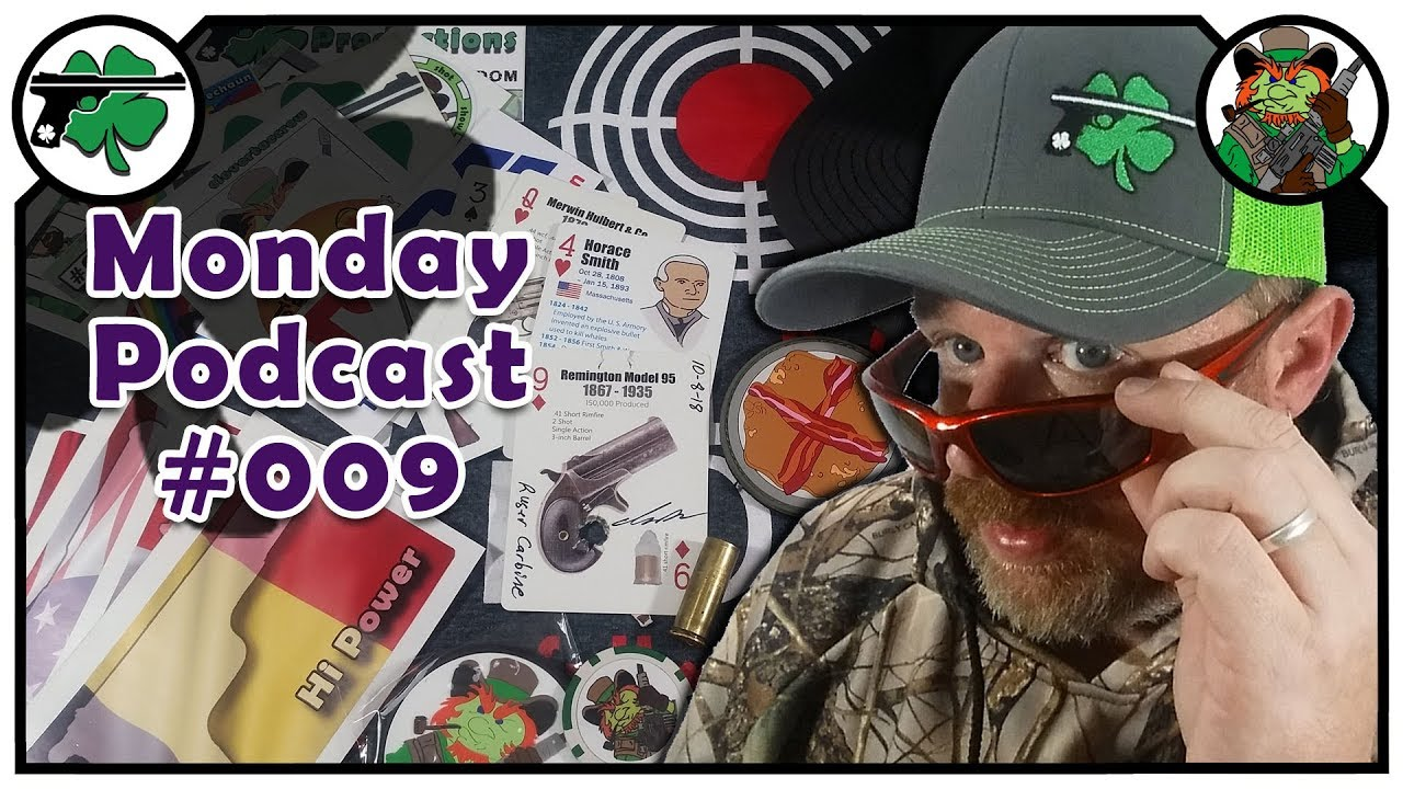 The Monday Podcast #009