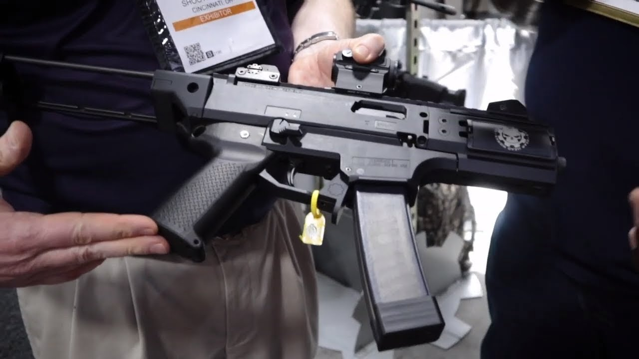 Scorpion Evo 2 Stage Trigger ShootingSight LLC SHOT Show 2019