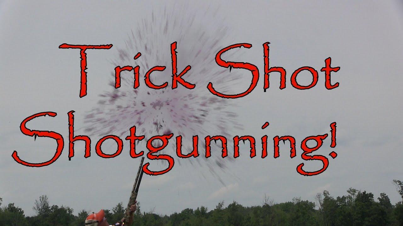 2017 SCTP Nationals David Miller CZ USA Trick Shot Shotgun Shooting