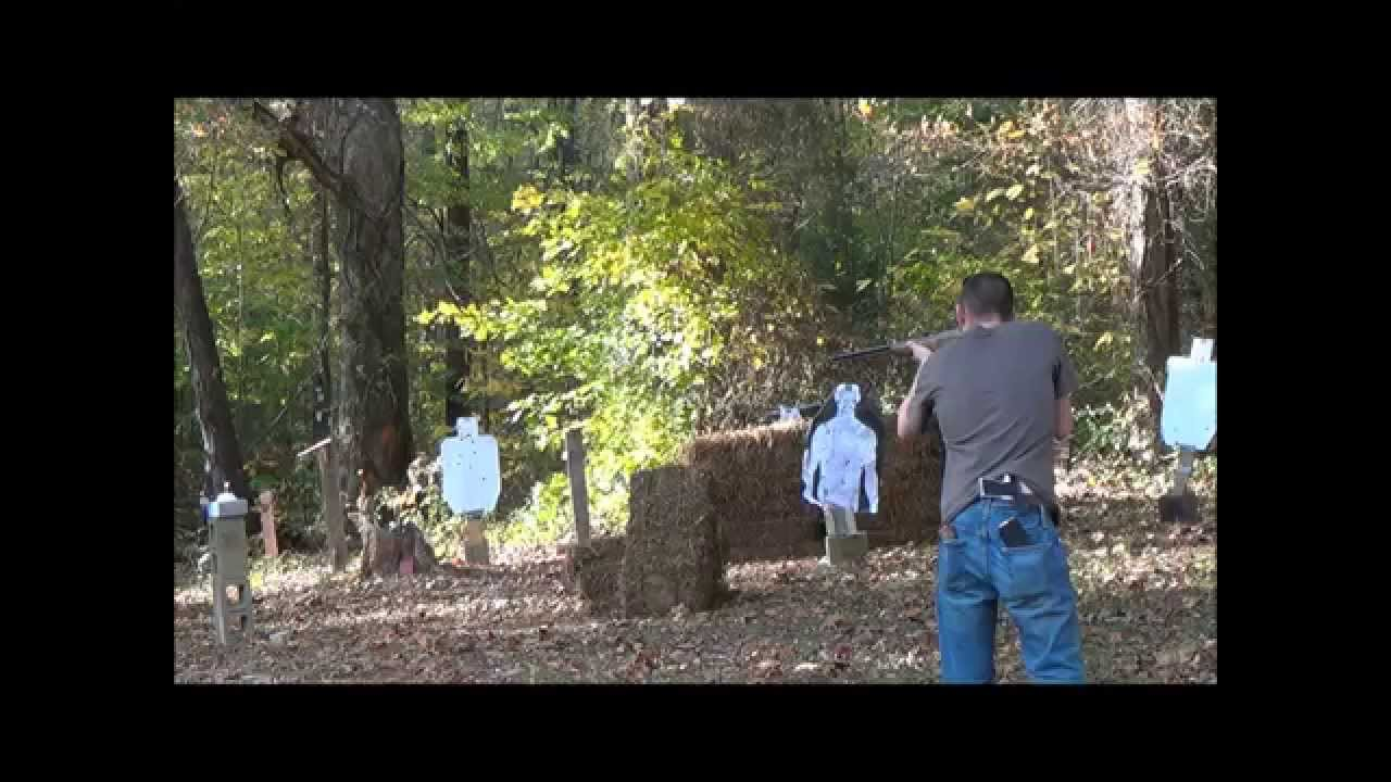 The GunFather: Trick Shot Tuesday- **Annie Oakley Candle Trick Shot with Tracers**