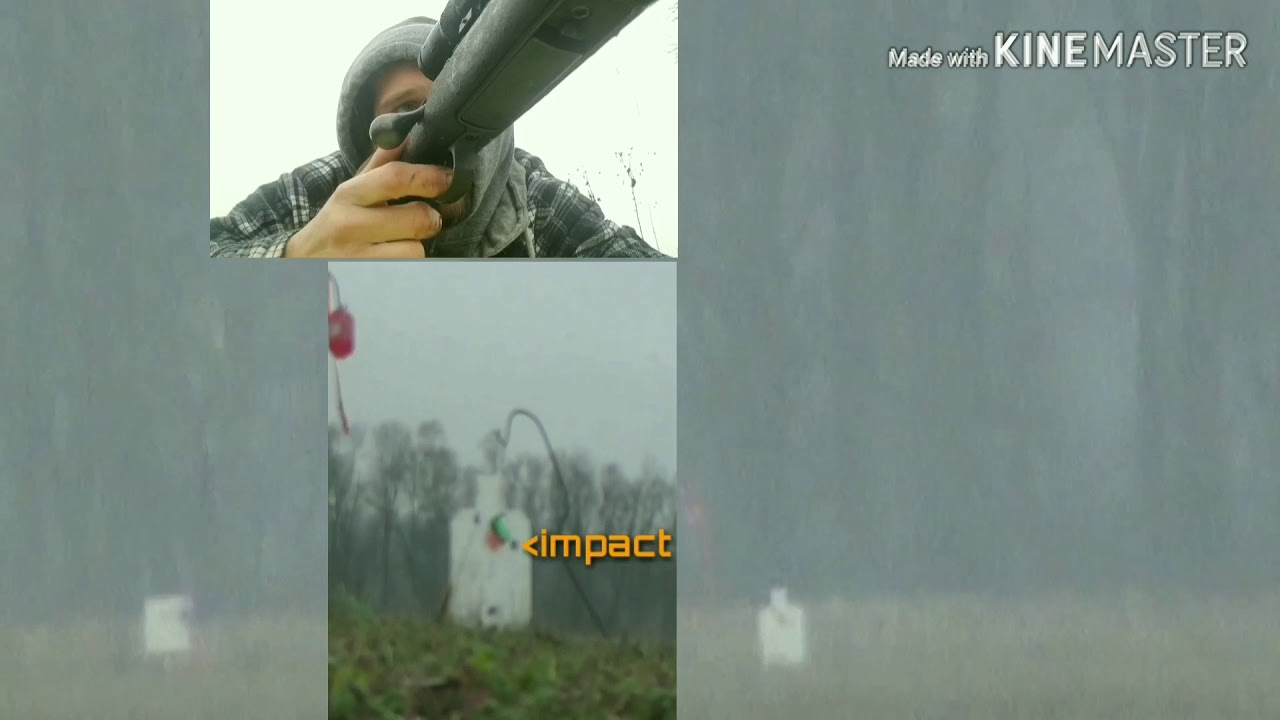 Science of Long Range Precision Shooting in The Rain