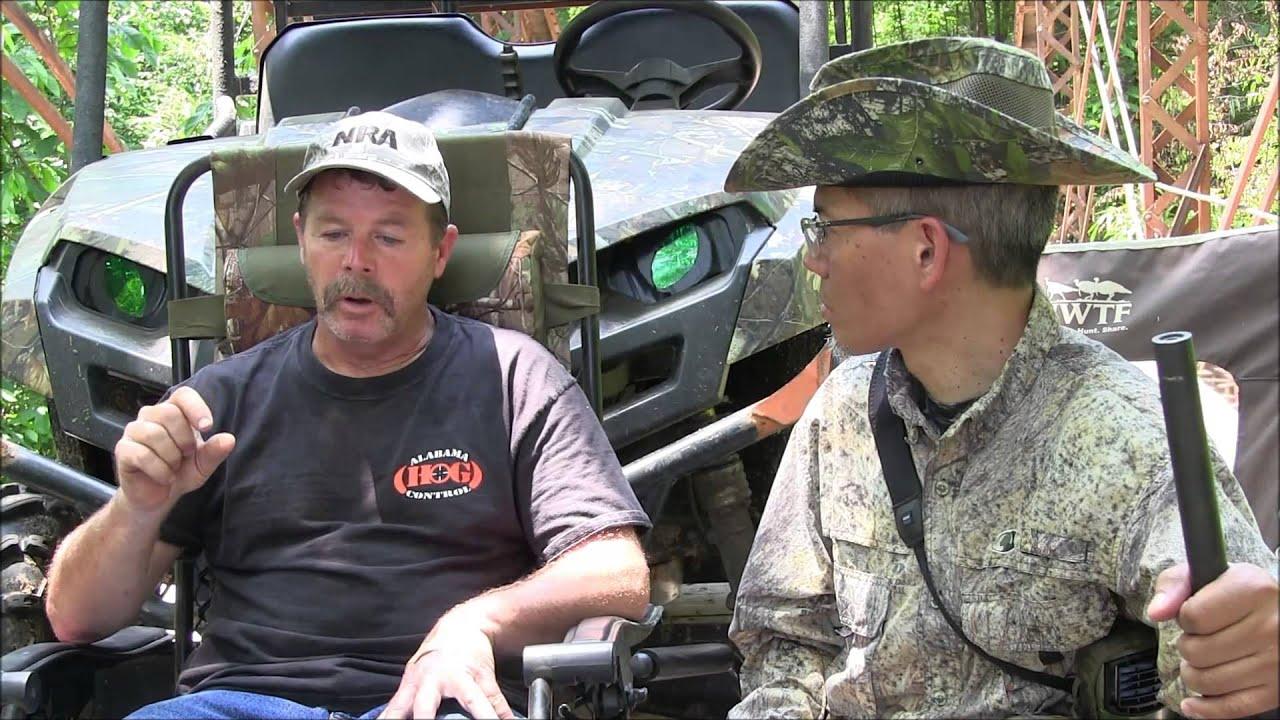 Alabama Hog Control and Archersparadox2020 The Bridge Part VI Hog Hunting Methods 3 Memorial Day Wee