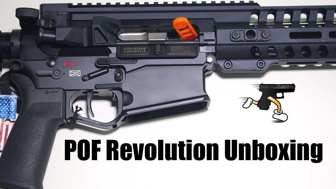 POF Revolution Unboxing