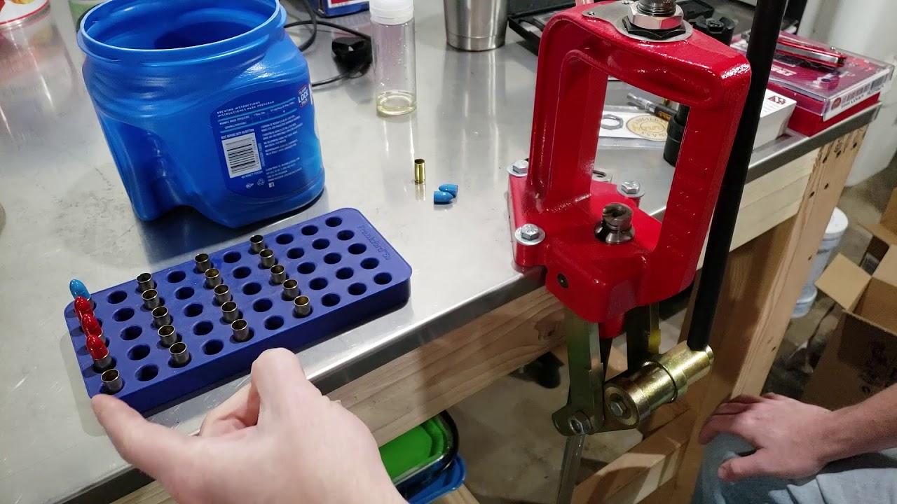 Testing the metering properties of True Blue