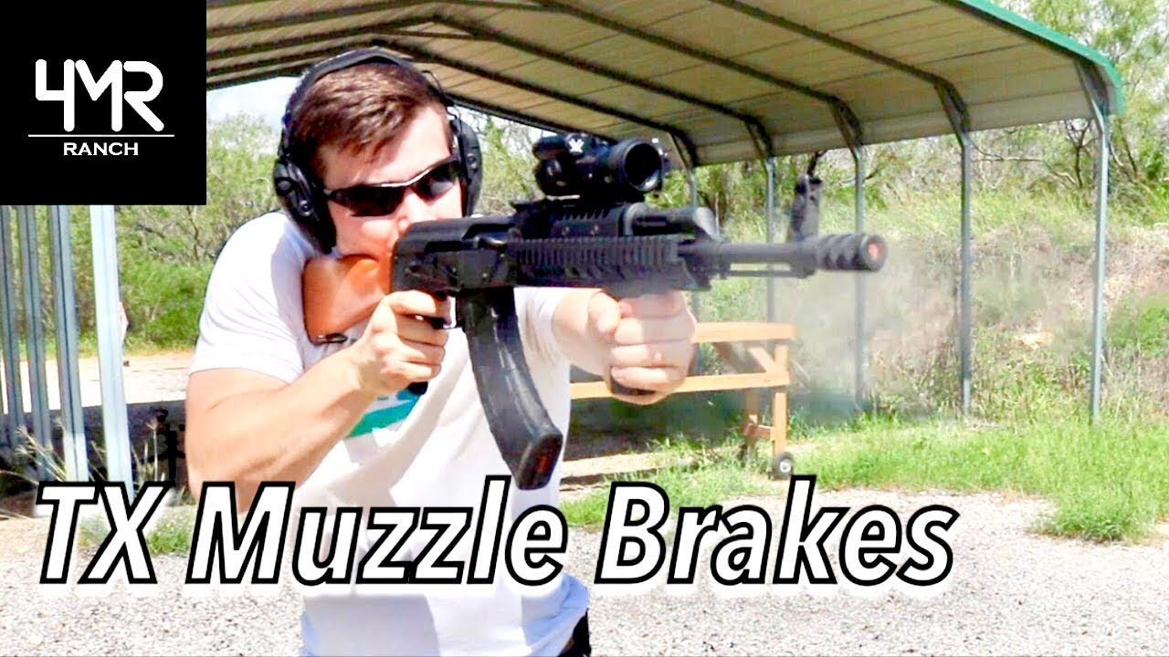 Texas Made Muzzle Brakes | Wire Tech Mfg.