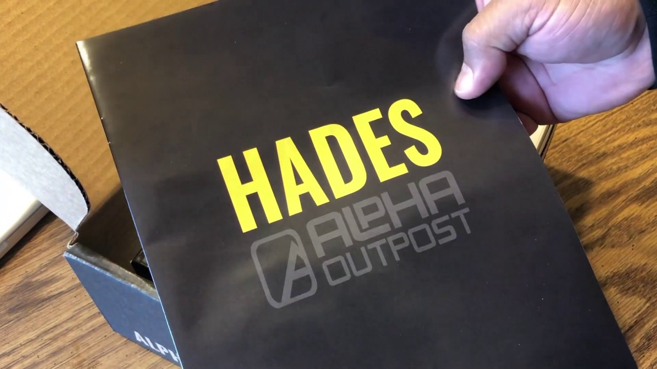 ALPHA OUTPOST | HADES