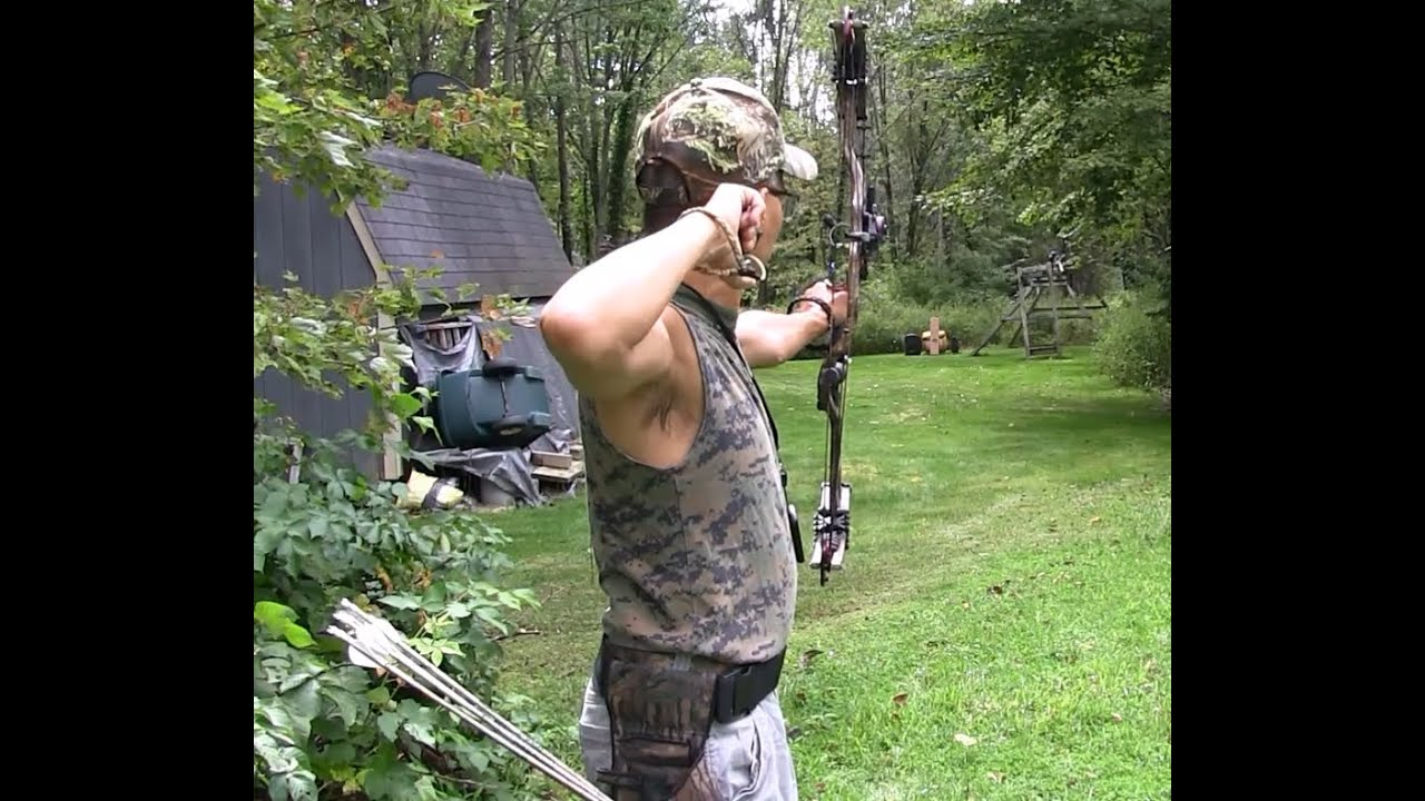 Bowhunting Tip #12 Stop Shooting Groups In September by Archersparadox