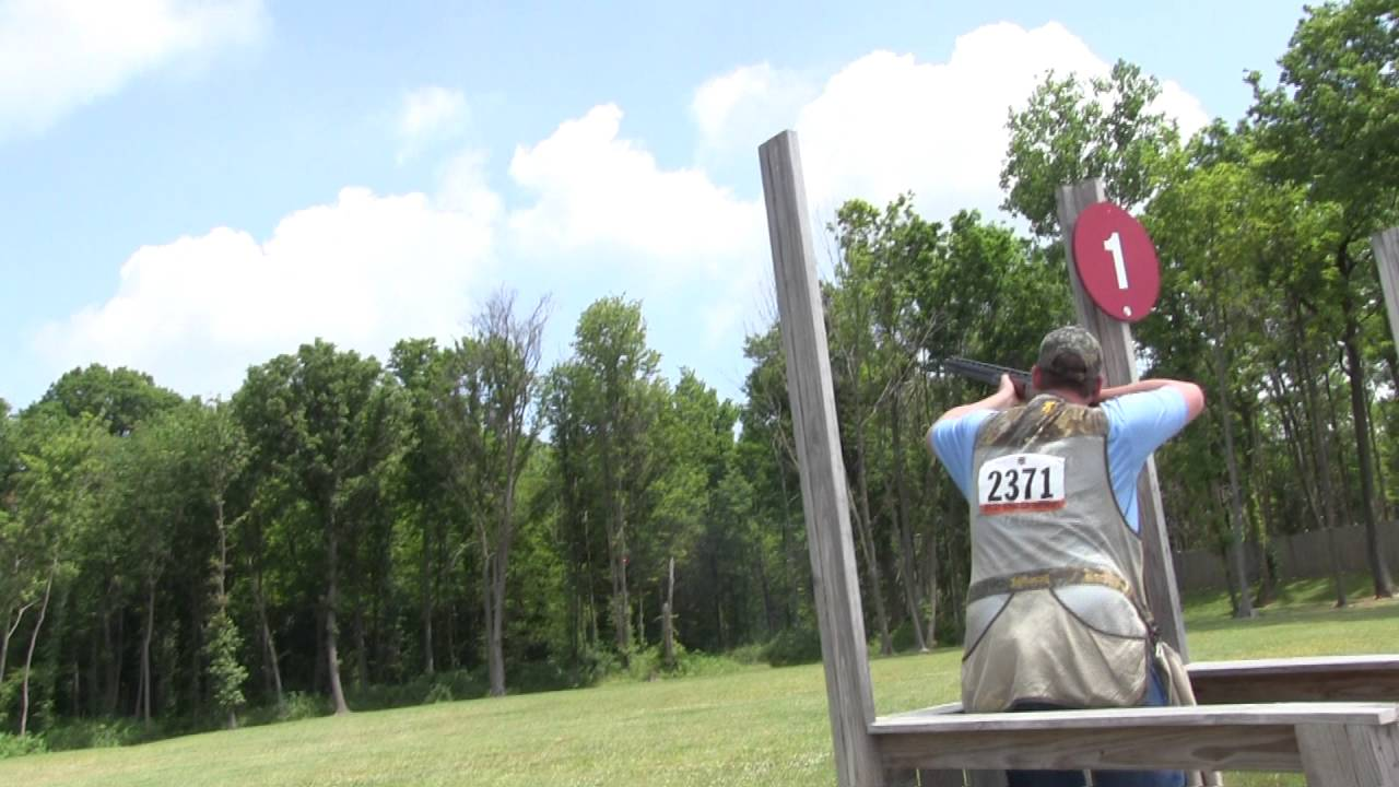 2016 SCTP SASP Nationals with Chris Hodgdon Sporting Clays Shotgun 5 Stand Part I