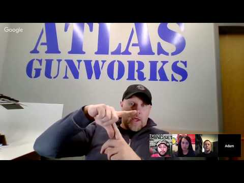 The Shooter's Mindset Episode 214 Atlas Gunworks