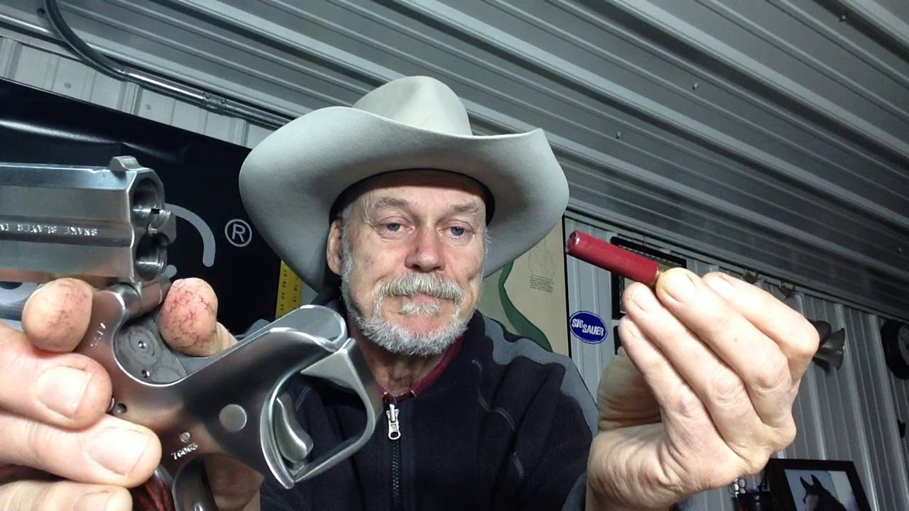 Bond Arms Snake Slayer 45 Colt .410