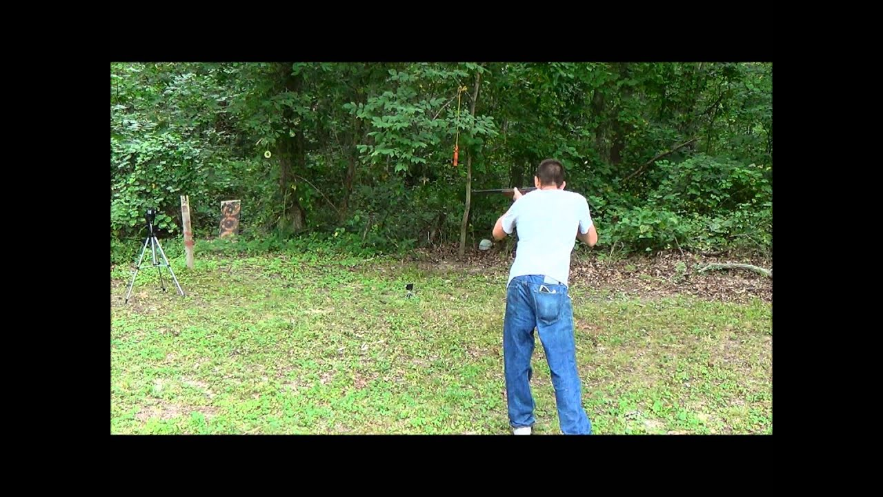 The GunFather: Trick Shot Tuesday- *Hole in a Dime*