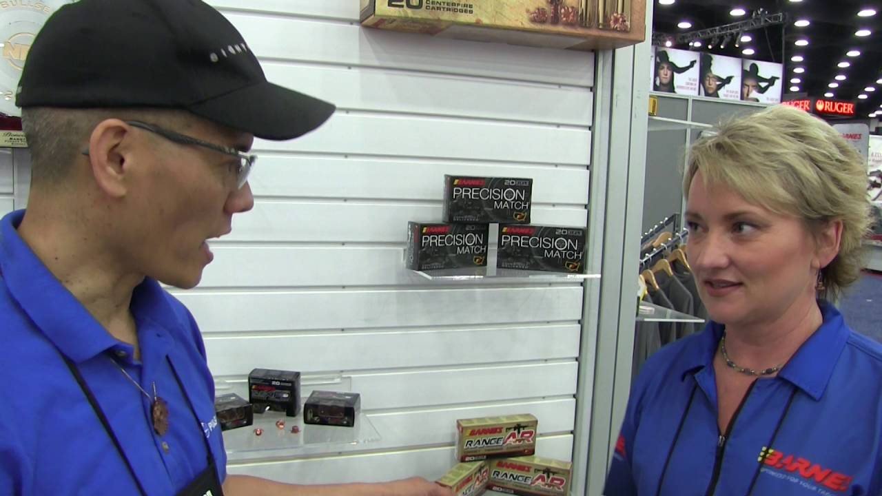 Barnes Bullets Products 2016 NRA Annual Meetings & Exhibits by Nito Mortera