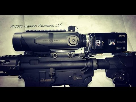 Sightmark Wolfhound 6x44 HS 223 Prismatic Weapon Sight 1st Look