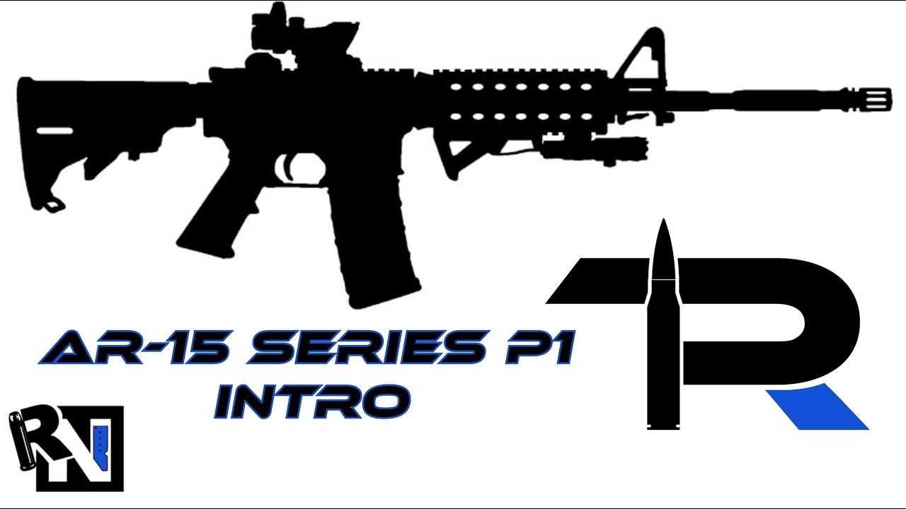AR-15 build and load development part 1 introduction