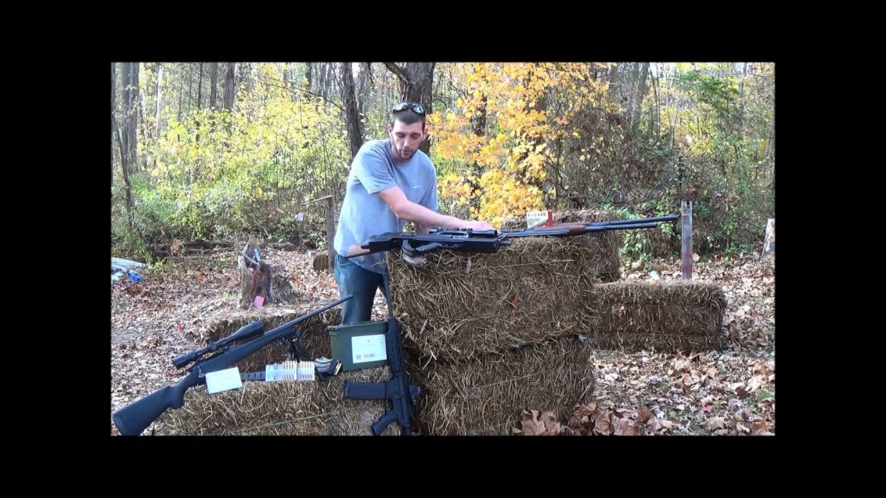 The GunFather: Firearms Friday- **Halloween Special** Zombie Defense Weaponry**