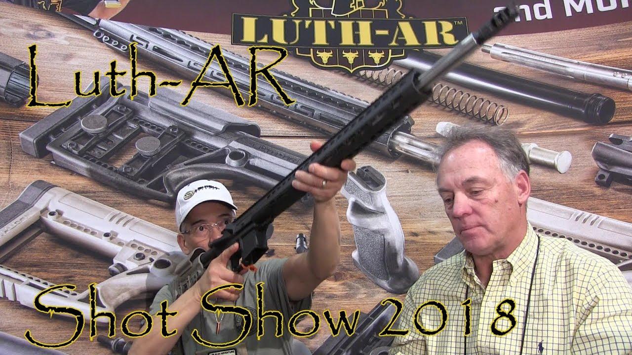 Shot Show 2018 Luth AR