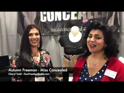 SHOT Show 2019 GFR Interview with Autumn Freeman