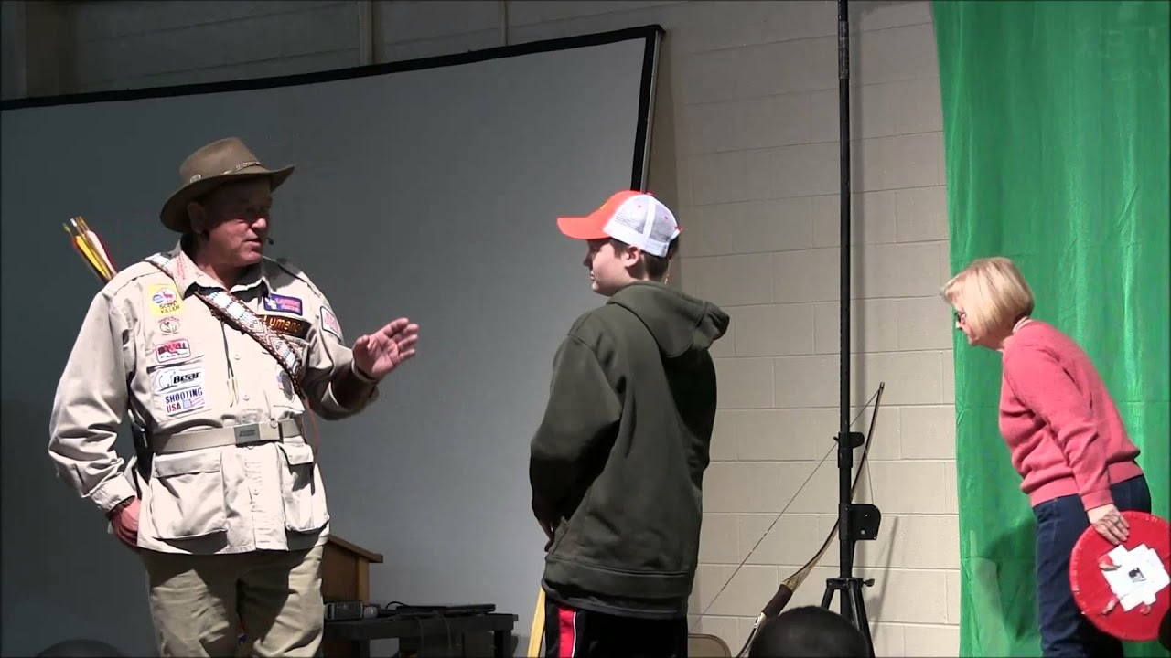 2014 Ohio Deer & Turkey Expo Byron Ferguson Part III