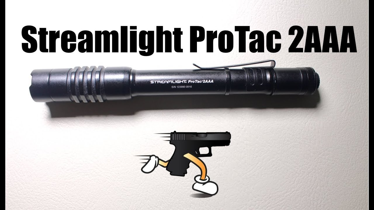 Streamlight ProTac 2AAA: Best EDC light?