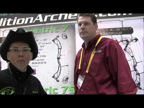 ATA Show 2015 Devin Bakley General Manager with Xpedition Archery Archersparadox2020 by Nito Mortera