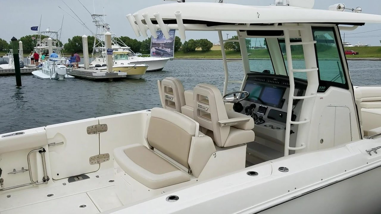 Lehigh Defense Lehigh Hunting 2017 Boston Whaler 330 Outrage on Aransas Pass Texas