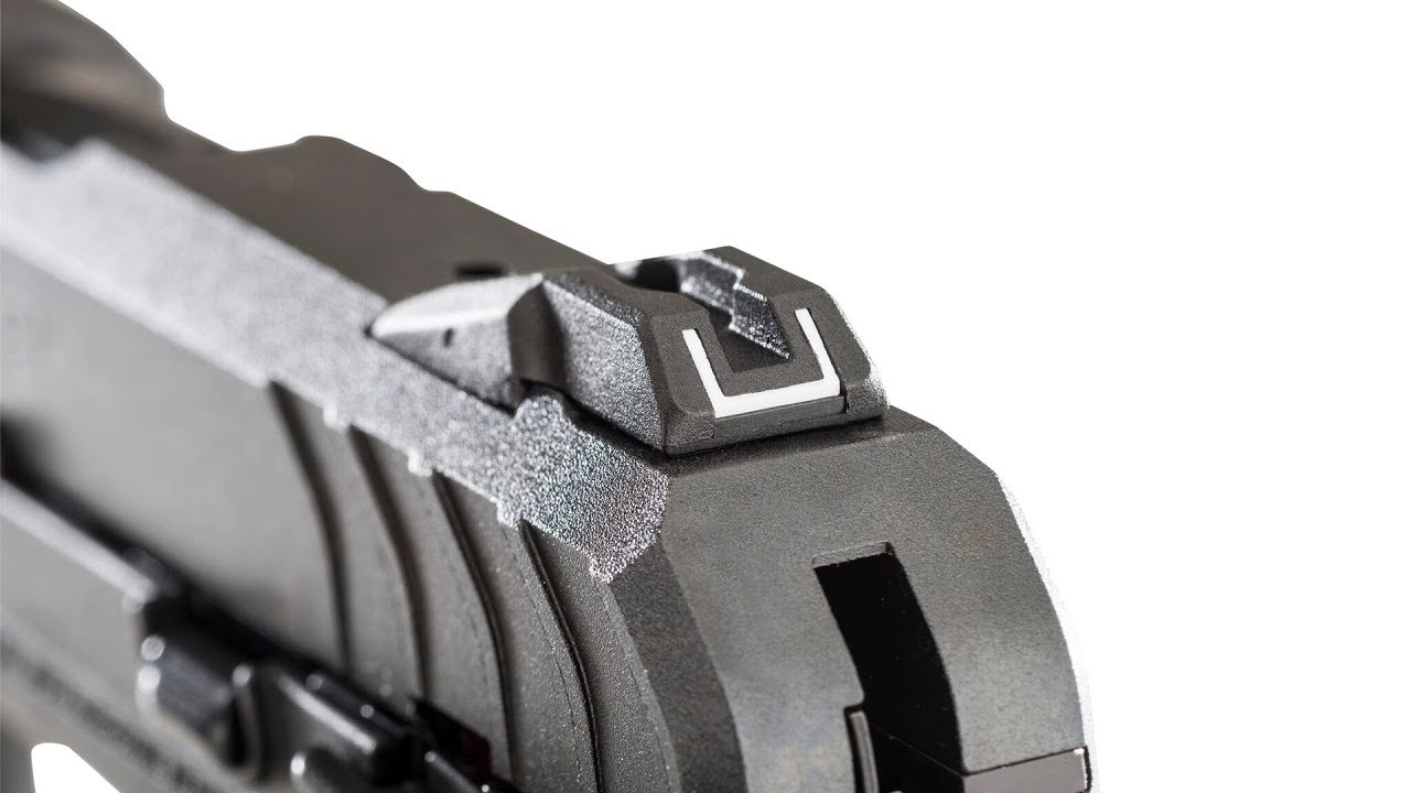 Adjusting the Sights on a Ruger Security 9 #322