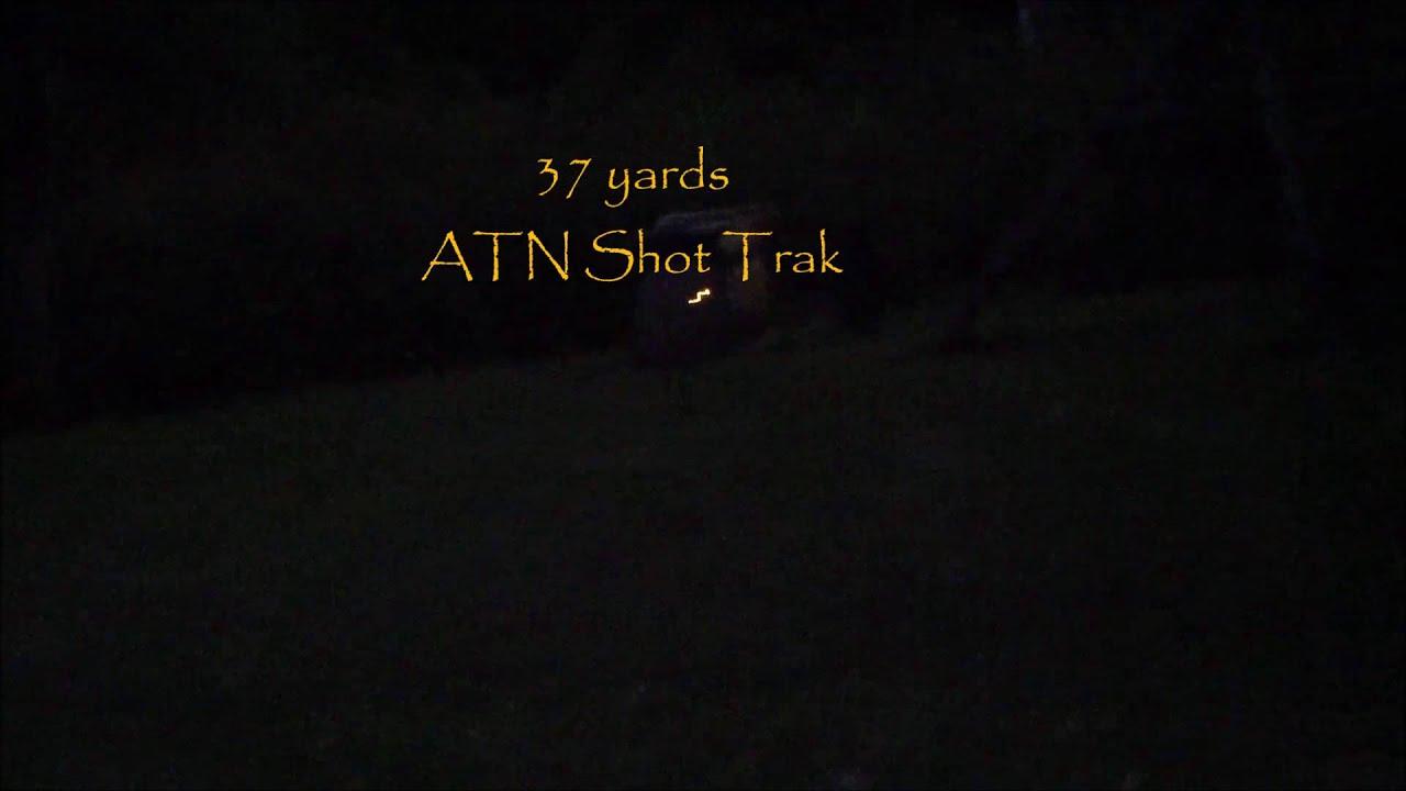 ATN Shot Trak Bow Test #4 Last Light by Archersparadox