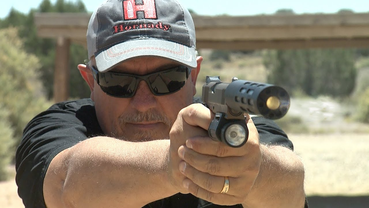 1911 Suppressor Slow Mo #175