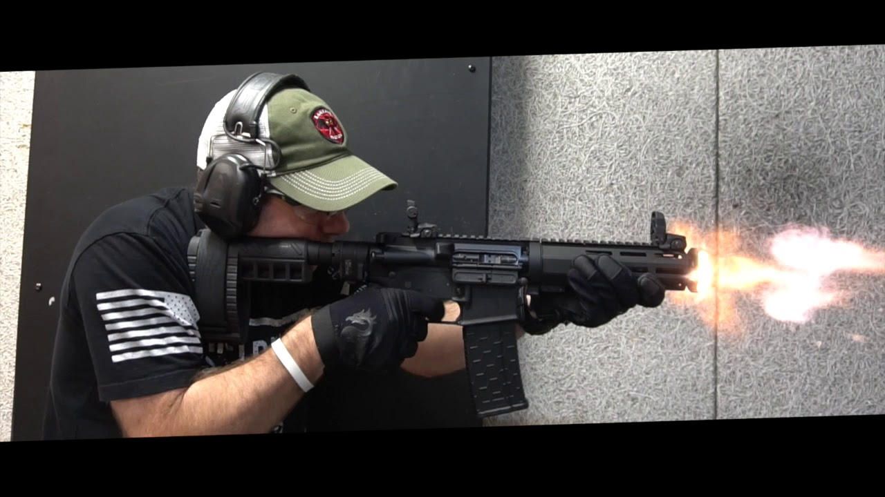 The ULTIMATE Takedown AR-15 in Action