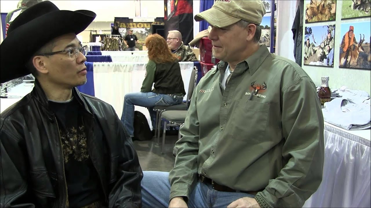 Hunting Conversations Interview with Fred Eichler