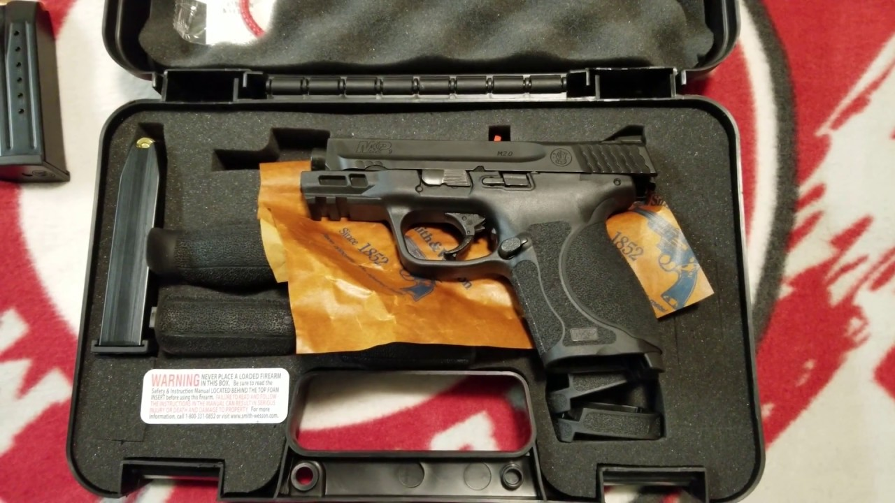 M&P COMPACT 2.0 9mm 3.6