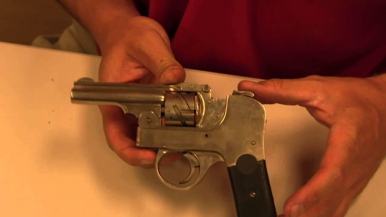 Union Automatic Revolver