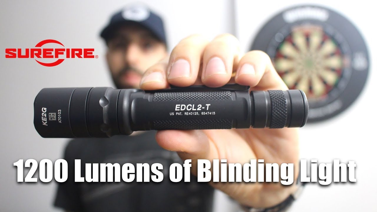 Surefire EDCL2-T [Full Review]