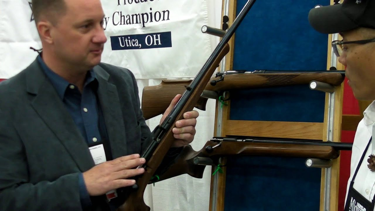 Champion Shooters Supply 1710 & 1712 Sporter Anshutz Rifles 2016 NRA Annual Meetings and Exhibits by