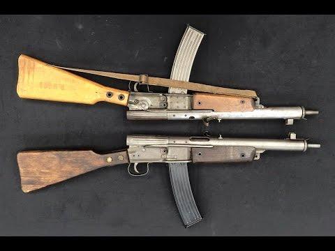 Gustloff VG1-5 Nazi Last Ditch Rifles