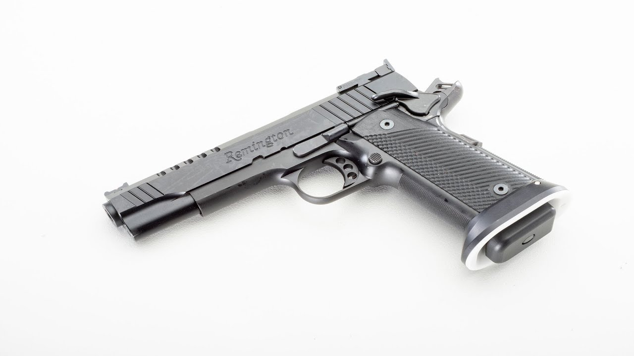 Remington 1911 R1 Tomasie Custom Double Stack #412