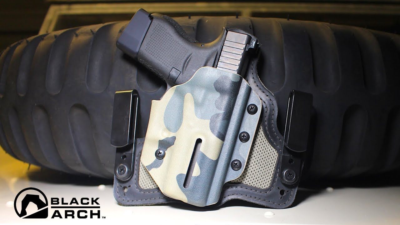Best Concealed Carry Holster? Black Arch Protos-M