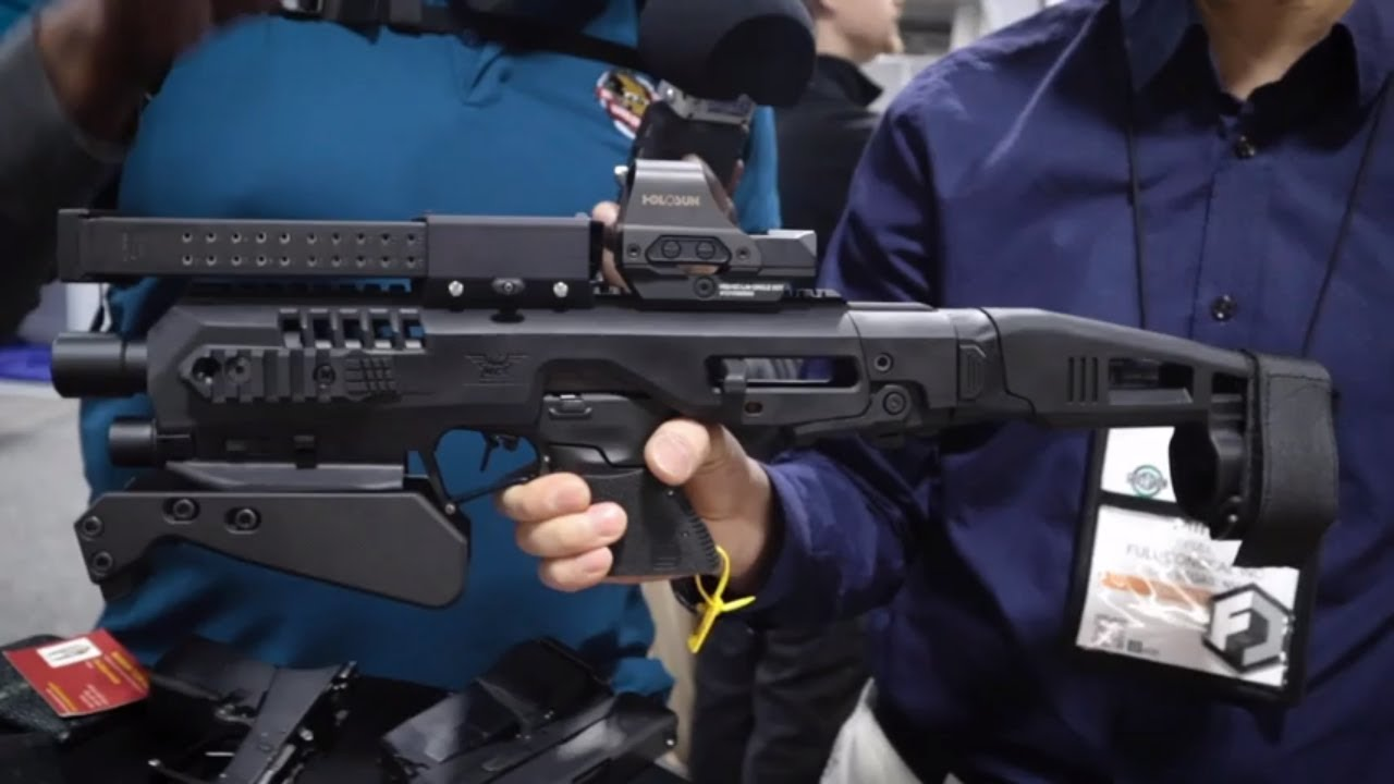 Full Conceal  What's New At SHOT Show 2019