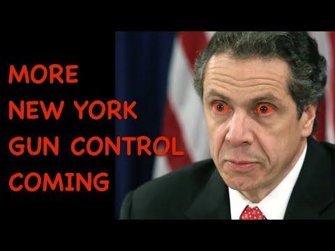 MORE New York Anti Gun Laws Coming Next Week