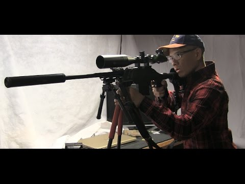 The Ultimate 300 Blackout Bolt Action Rifle Ruger American Ranch Rifle